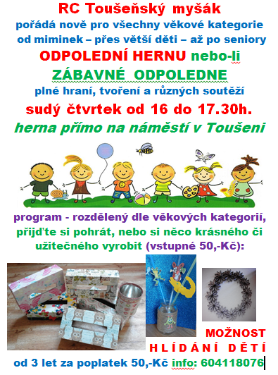 tvoreni program centrum
